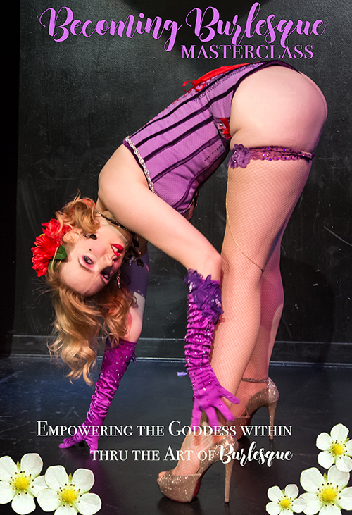 becoming burlesque