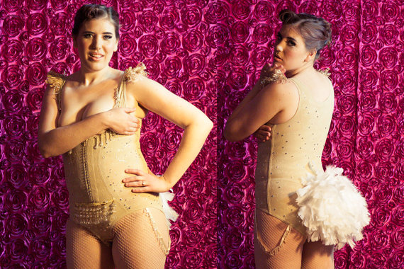 chicago burlesque costumes