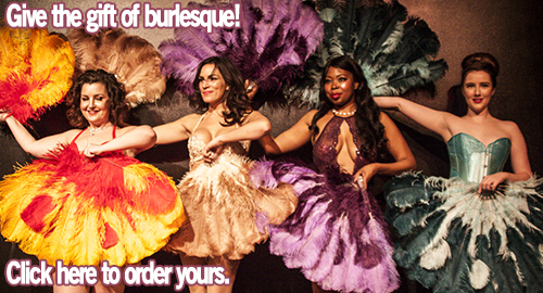 gift of burlesque chicago